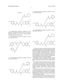PHARMACEUTICAL COMPOSITIONS COMPRISING     3,4-DIHYDROISOQUINOLIN-2(1H)-YL-3-PHENYLUREA DERIVATIVES HAVING FORMYL     PEPTIDE RECEPTOR LIKE-1 (FPRL-1) AGONIST OR ANTAGONIST ACTIVITY diagram and image