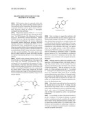 TRIAZINE DERIVATIVES FOR USE IN THE TREATMENT OF MALARIA diagram and image