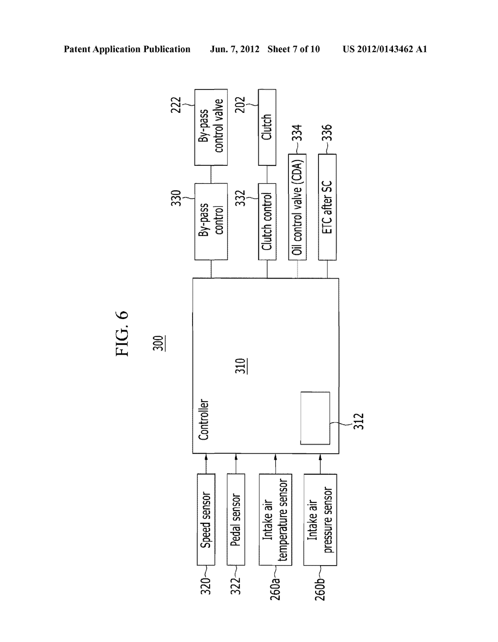 Engine Having Supercharged Intake System With Cda Valve Supercharger Diagram Arrangement And Methods Related Thereto Schematic Image 08