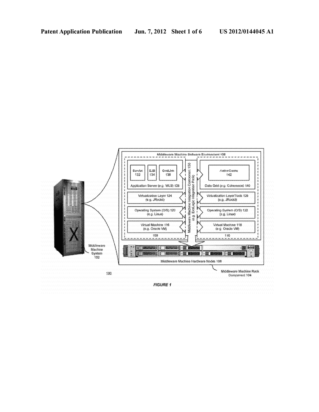 SYSTEM AND METHOD FOR SUPPORTING ONE-WAY REMOTE METHOD INVOCATION FOR     SESSION REPLICATION IN A SERVER CLUSTER - diagram, schematic, and image 02
