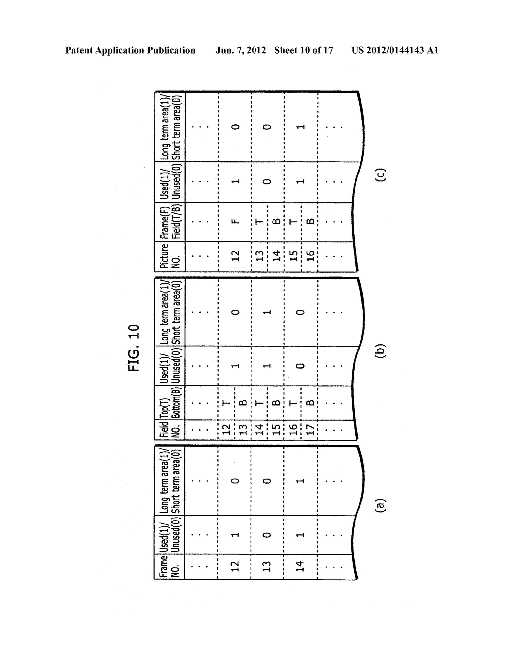MOVING PICTURE CODING APPARATUS AND MOVING PICTURE DECODING APPARATUS - diagram, schematic, and image 11