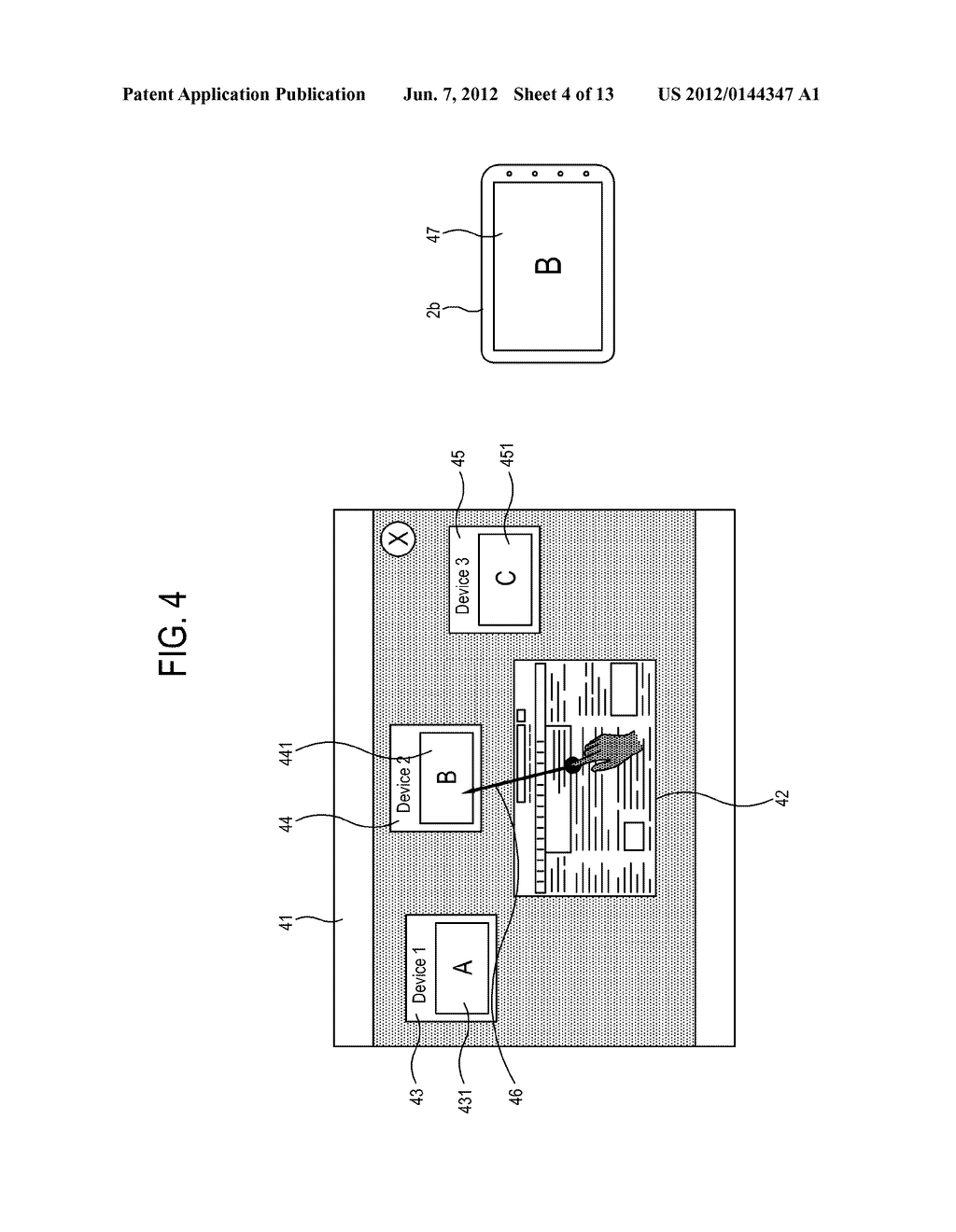 DISPLAY DEVICE AND CONTROL METHOD THEREOF - diagram, schematic, and image 05