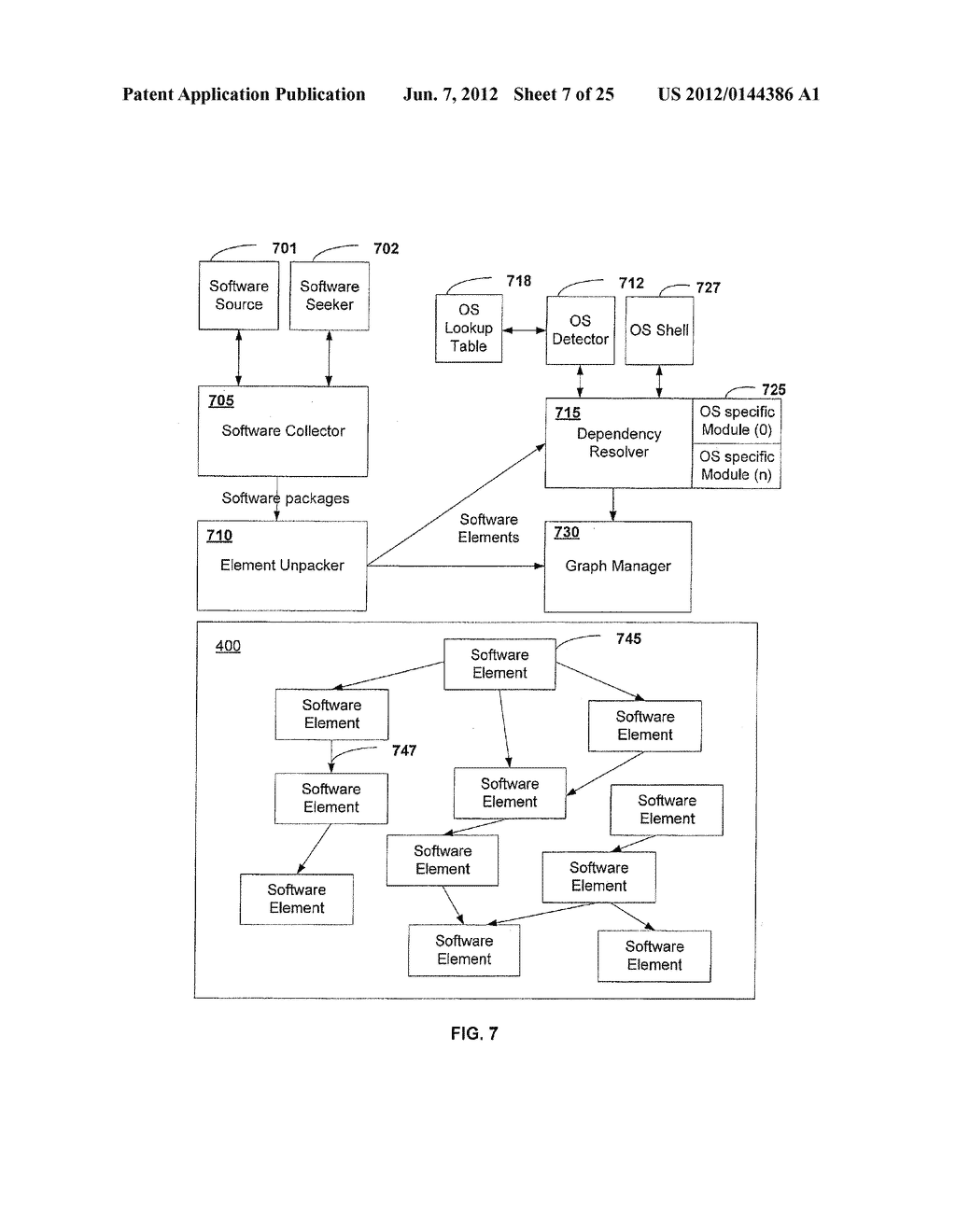 APPARATUS AND METHOD FOR MONITORING SOFTWARE INSTALLATION PERFORMANCE - diagram, schematic, and image 08