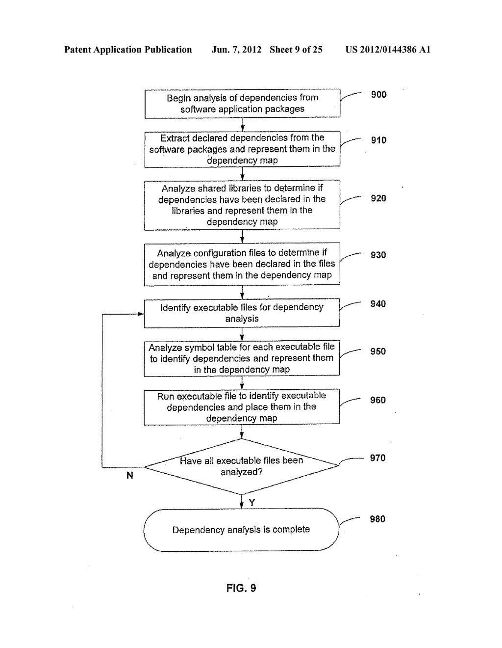 APPARATUS AND METHOD FOR MONITORING SOFTWARE INSTALLATION PERFORMANCE - diagram, schematic, and image 10