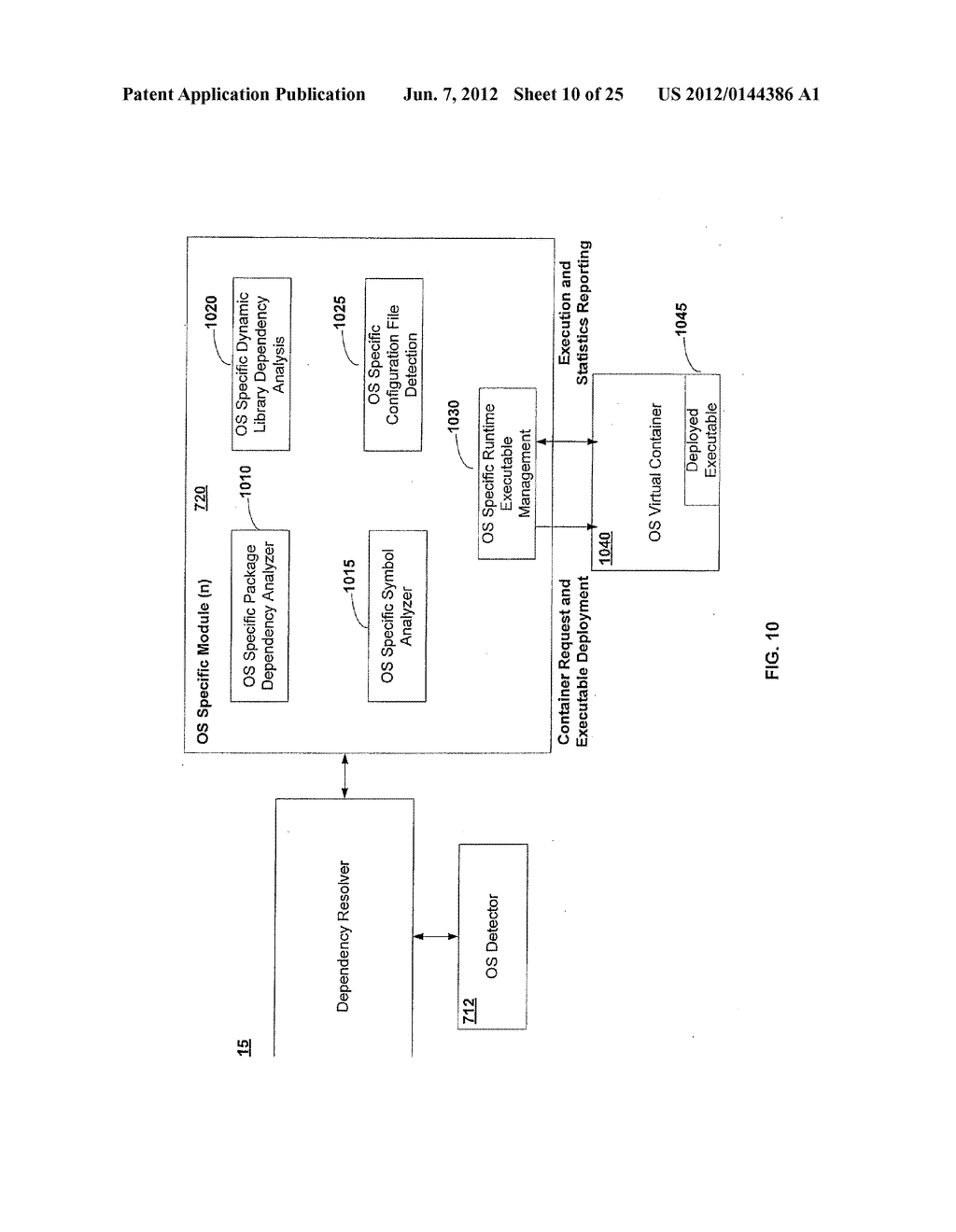 APPARATUS AND METHOD FOR MONITORING SOFTWARE INSTALLATION PERFORMANCE - diagram, schematic, and image 11