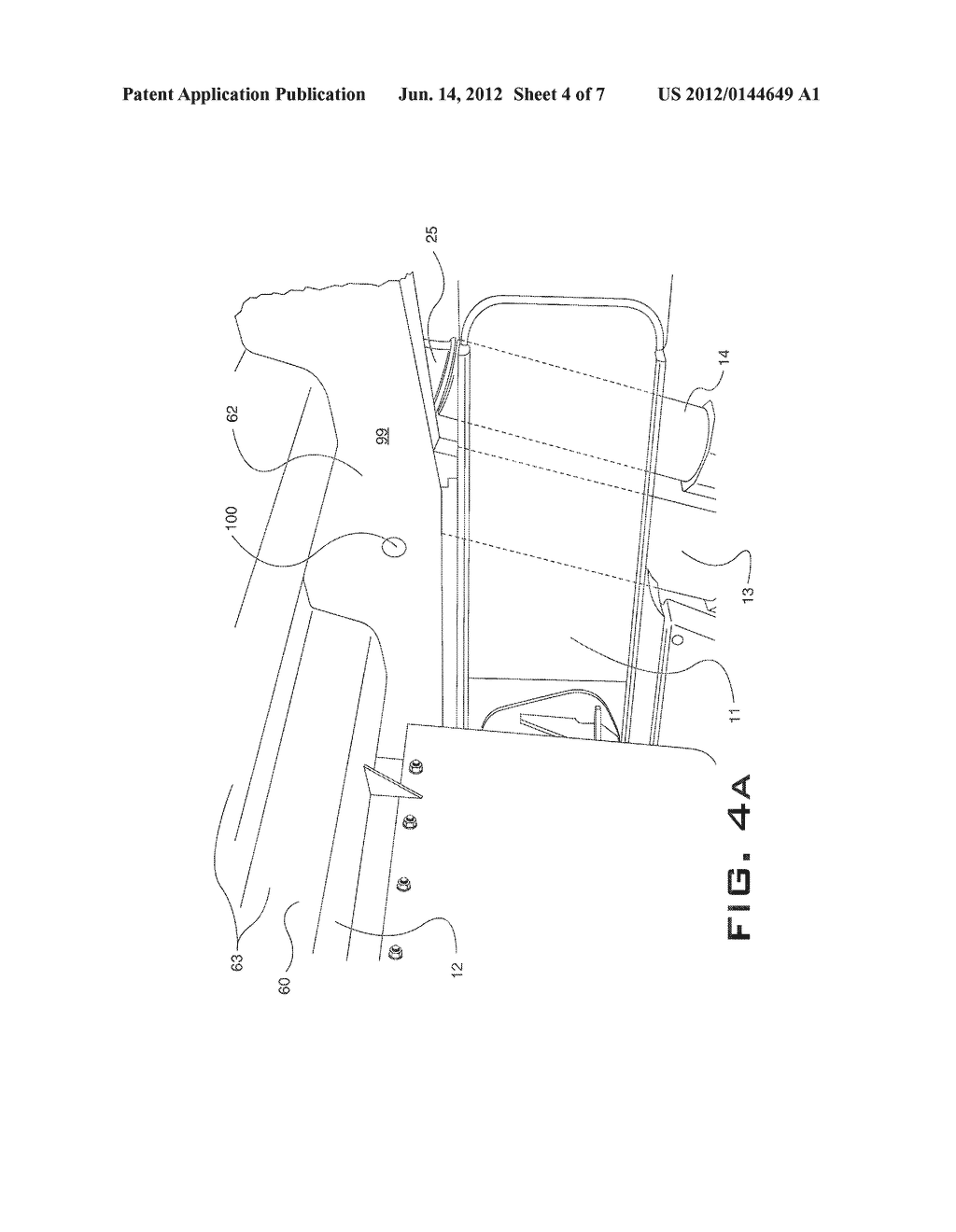 Pin Installation Assembly And Associated Machine And Method - diagram, schematic, and image 05