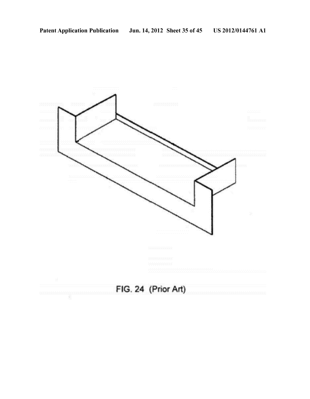 Door and window sill pan flashing with extension coupler - diagram schematic and image 36  sc 1 st  Patents & Door and window sill pan flashing with extension coupler - diagram ...