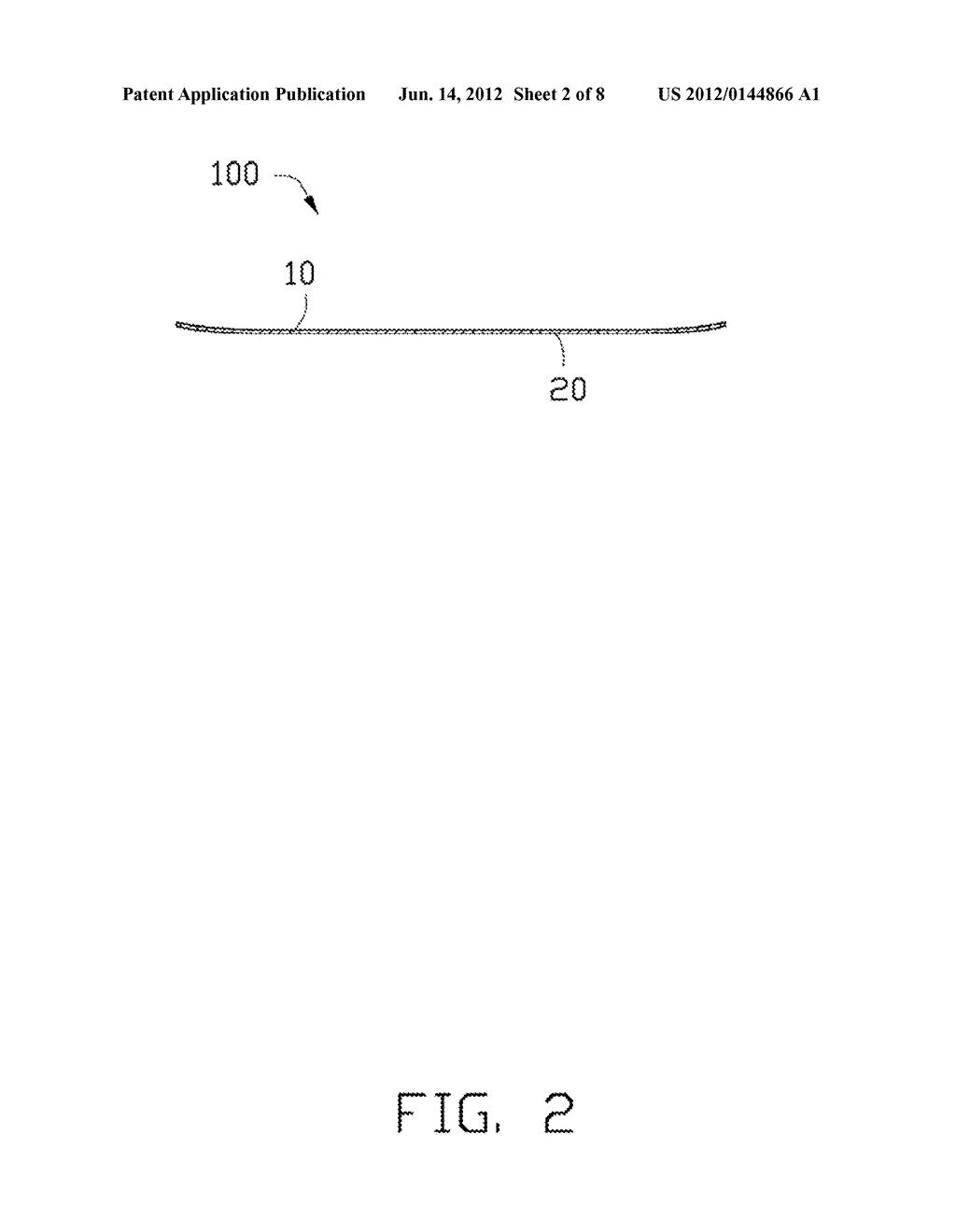 METHOD FOR MANUFACTURING CURVED GLASS SHEET AND MOLD EMPLOYED IN THE SAME - diagram, schematic, and image 03