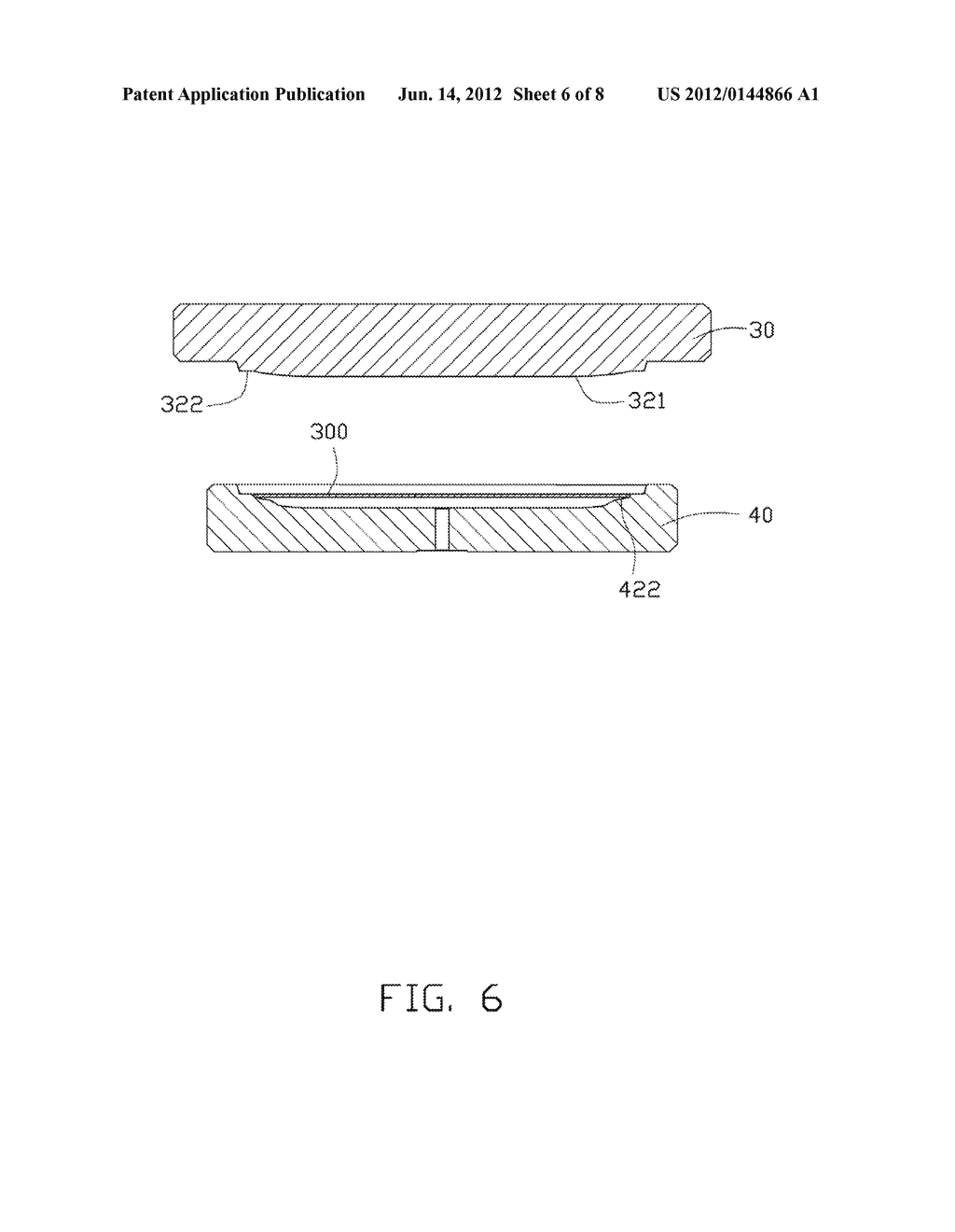 METHOD FOR MANUFACTURING CURVED GLASS SHEET AND MOLD EMPLOYED IN THE SAME - diagram, schematic, and image 07