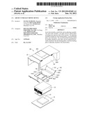 AIR DUCT FOR ELECTRONIC DEVICE diagram and image