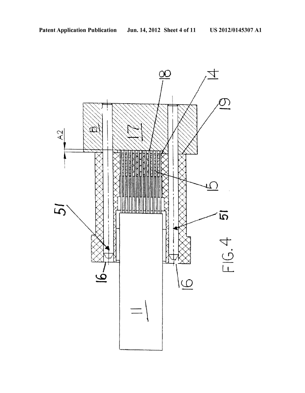 METHOD OF MT FERRULE TERMINATION AND PROTRUSION EQUALIZATION FIXTURE - diagram, schematic, and image 05