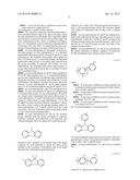 CHRYSENE COMPOUNDS FOR LUMINESCENT APPLICATIONS diagram and image