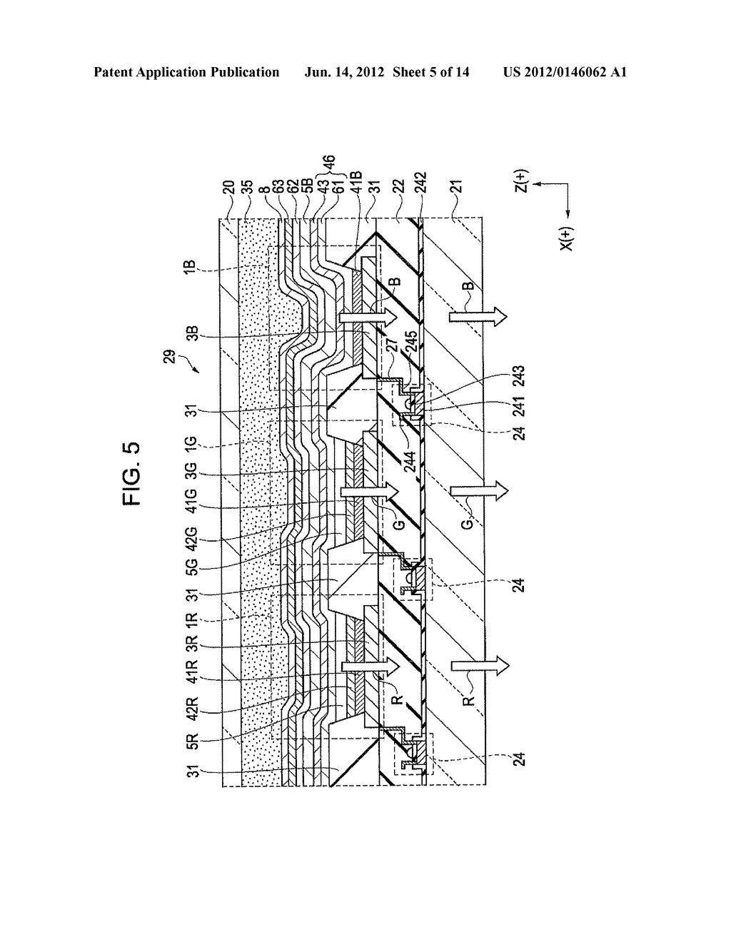 LIGHT EMITTING DEVICE, DISPLAY APPARATUS, AND ELECTRONIC APPARATUS - diagram, schematic, and image 06