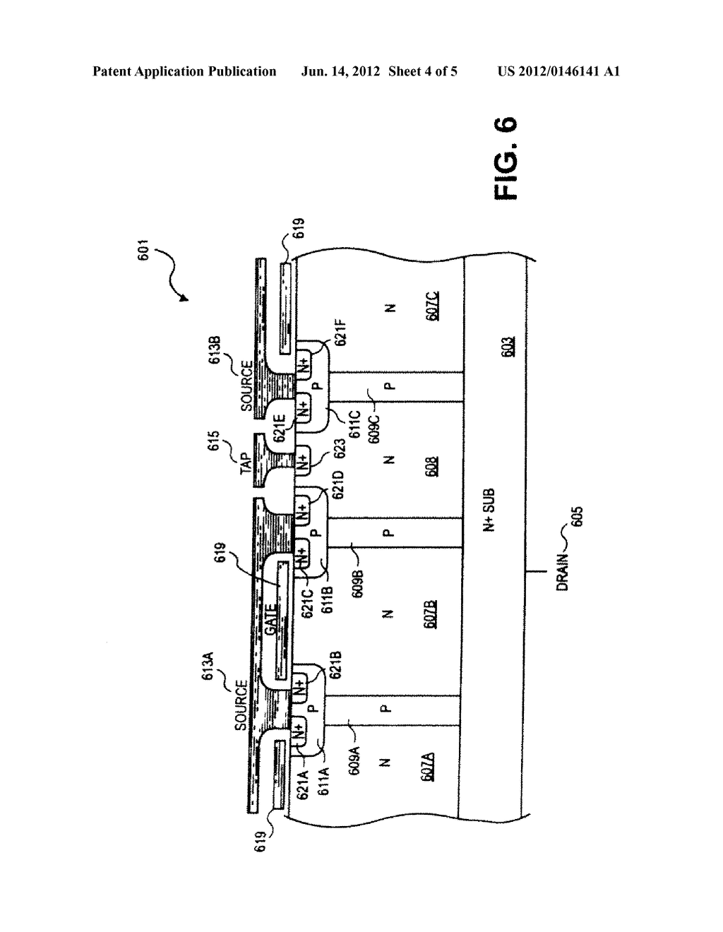 ELECTRONIC CIRCUIT CONTROL ELEMENT WITH TAP ELEMENT - diagram, schematic, and image 05