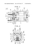 Electromagnetic Brake and Electric Motor diagram and image