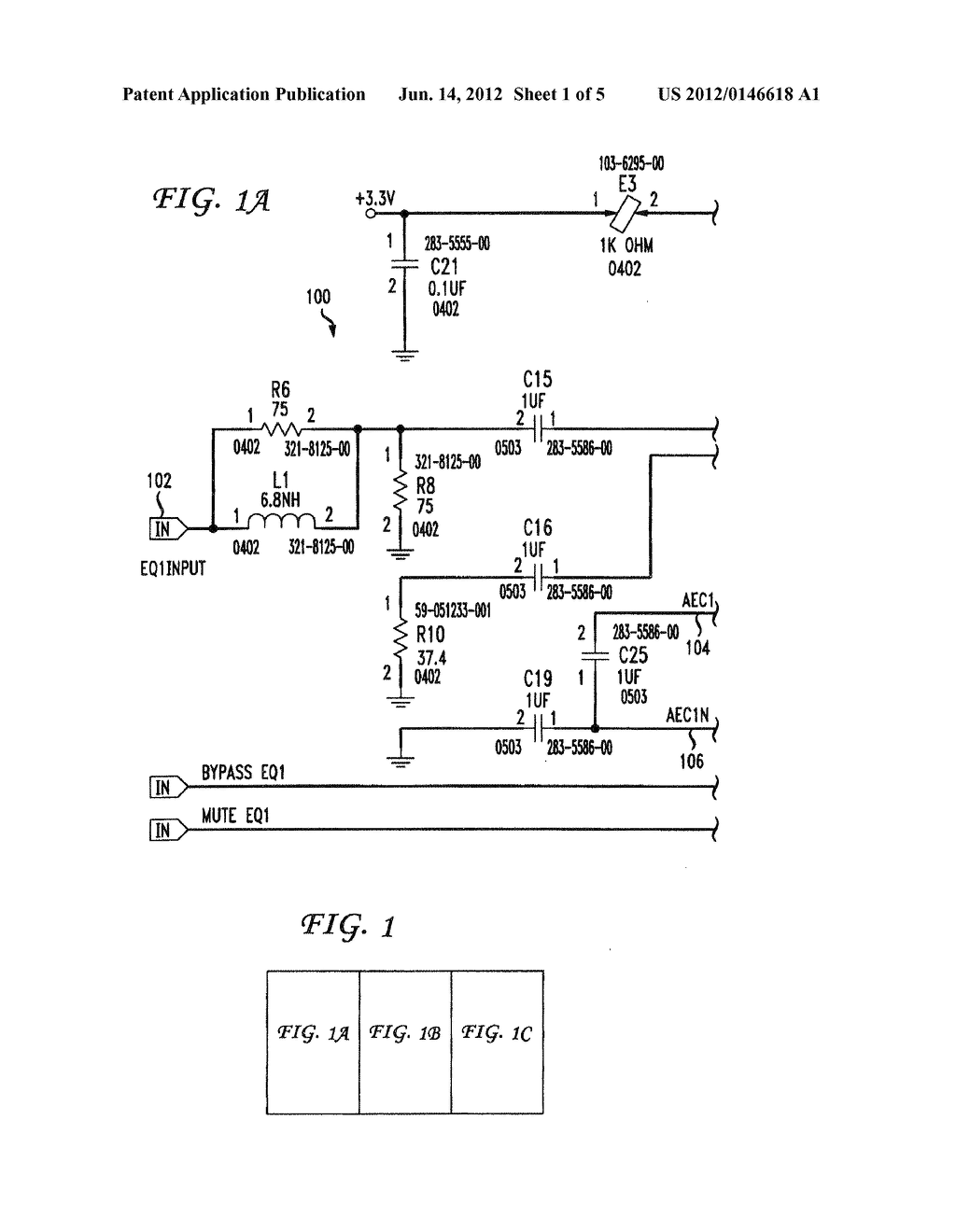 METHOD AND APPARATUS FOR INPUT CABLE LENGTH INDICATION FOR SDI SIGNALS - diagram, schematic, and image 02