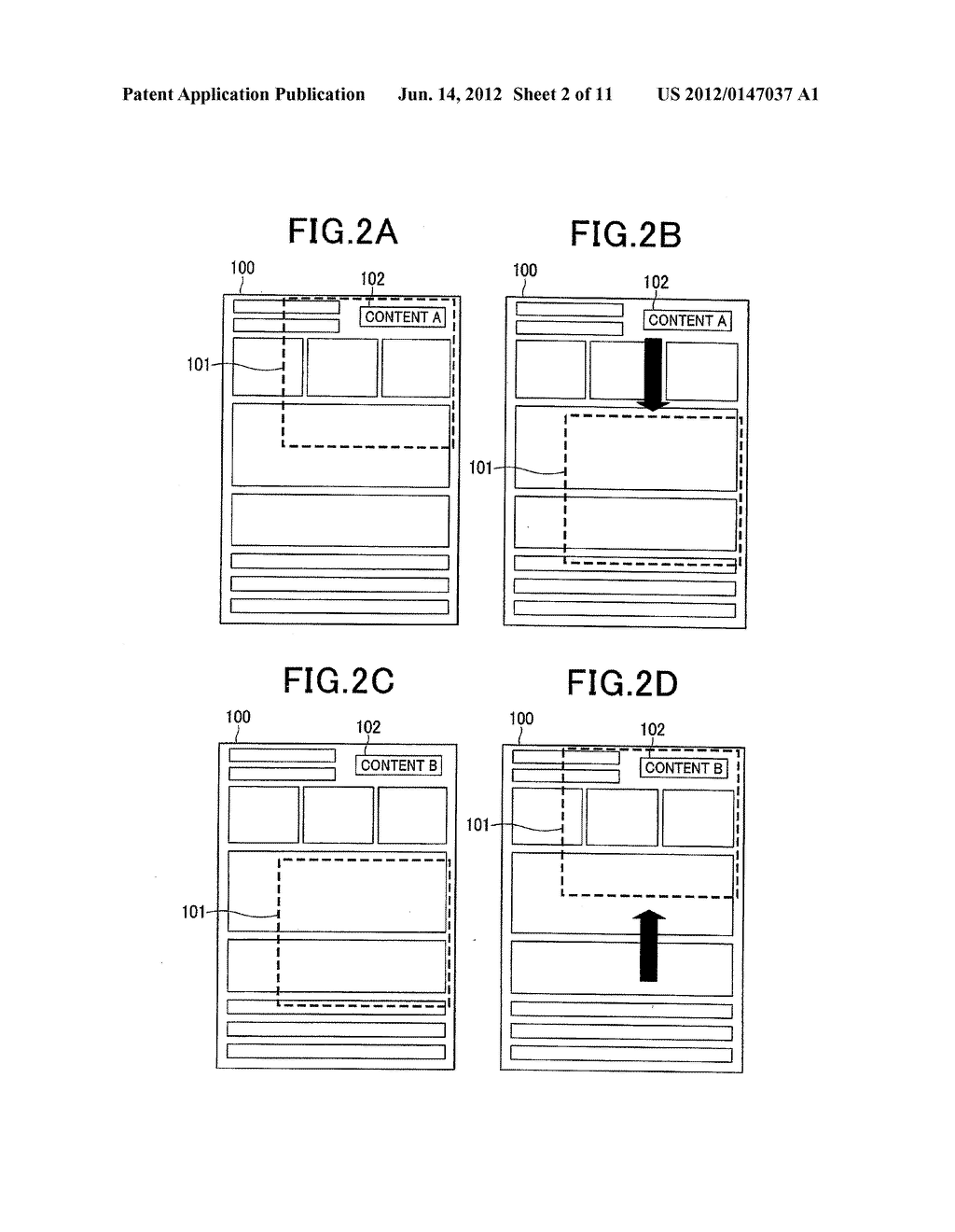 INFORMATION DISPLAY DEVICE, INFORMATION DISPLAY METHOD, INFORMATION     DISPLAY PROGRAM, RECORDING MEDIUM AND INFORMATION DISPLAY SYSTEM - diagram, schematic, and image 03