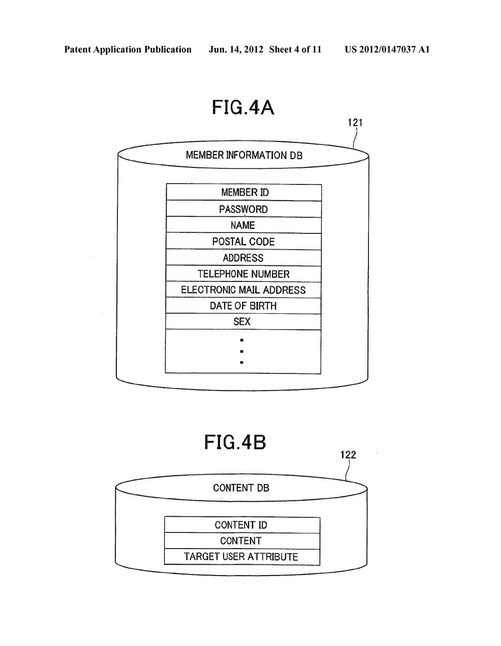 INFORMATION DISPLAY DEVICE, INFORMATION DISPLAY METHOD, INFORMATION     DISPLAY PROGRAM, RECORDING MEDIUM AND INFORMATION DISPLAY SYSTEM - diagram, schematic, and image 05
