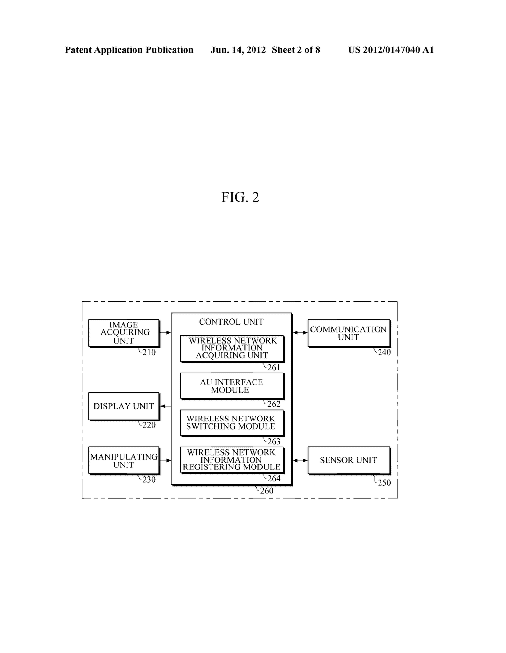 APPARATUS AND METHOD FOR PROVIDING WIRELESS NETWORK INFORMATION - diagram, schematic, and image 03