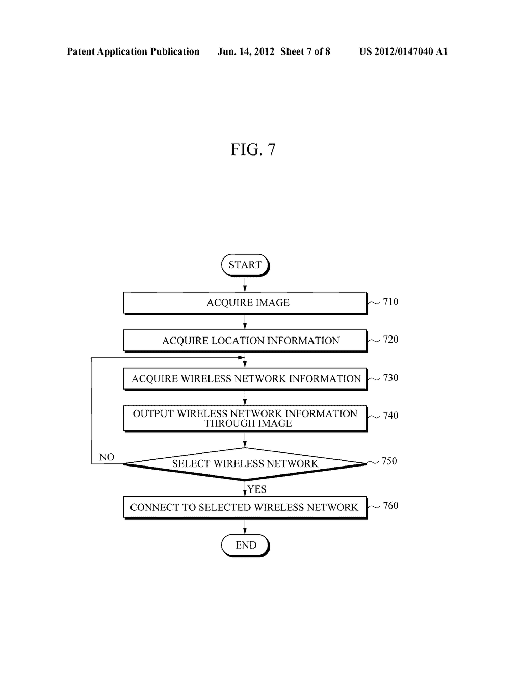 APPARATUS AND METHOD FOR PROVIDING WIRELESS NETWORK INFORMATION - diagram, schematic, and image 08