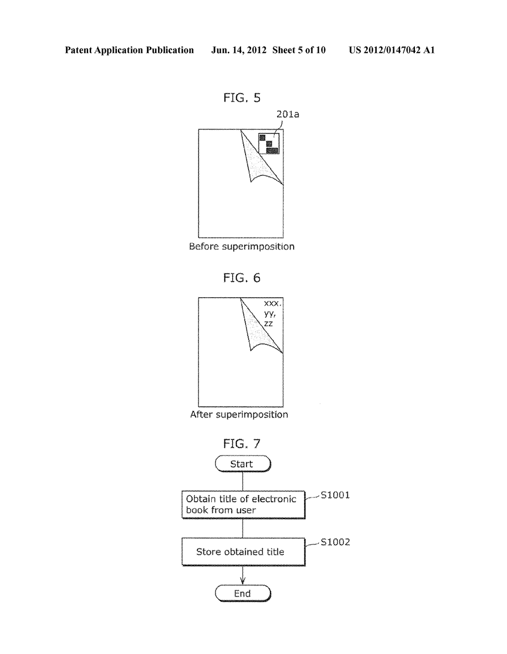 ELECTRONIC PUBLICATION VIEWER, METHOD FOR VIEWING ELECTRONIC PUBLICATION,     PROGRAM, AND INTEGRATED CIRCUIT - diagram, schematic, and image 06
