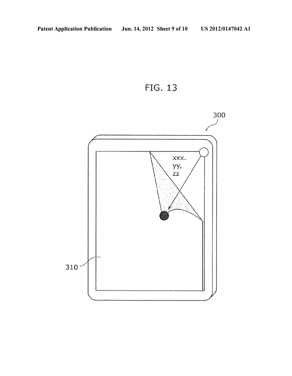 ELECTRONIC PUBLICATION VIEWER, METHOD FOR VIEWING ELECTRONIC PUBLICATION,     PROGRAM, AND INTEGRATED CIRCUIT - diagram, schematic, and image 10
