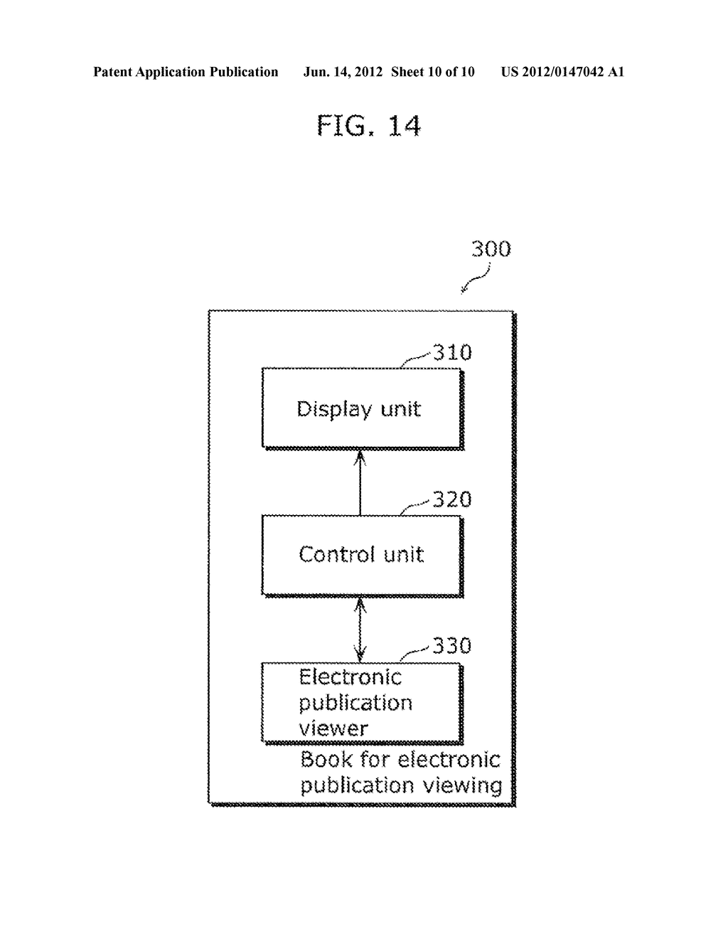 ELECTRONIC PUBLICATION VIEWER, METHOD FOR VIEWING ELECTRONIC PUBLICATION,     PROGRAM, AND INTEGRATED CIRCUIT - diagram, schematic, and image 11