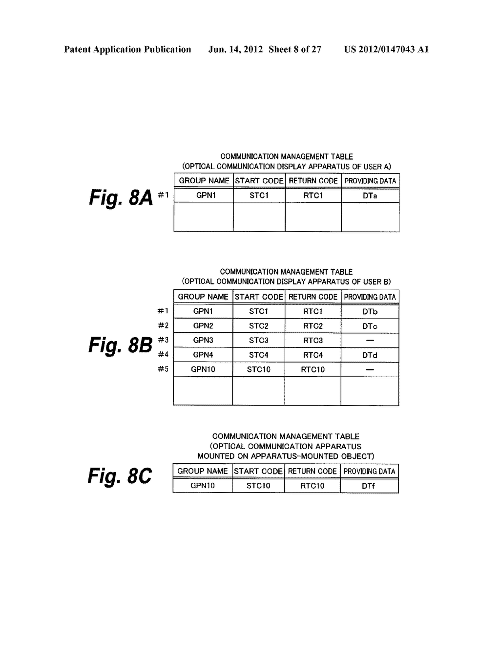 OPTICAL COMMUNICATION APPARATUS AND OPTICAL COMMUNICATION METHOD - diagram, schematic, and image 09