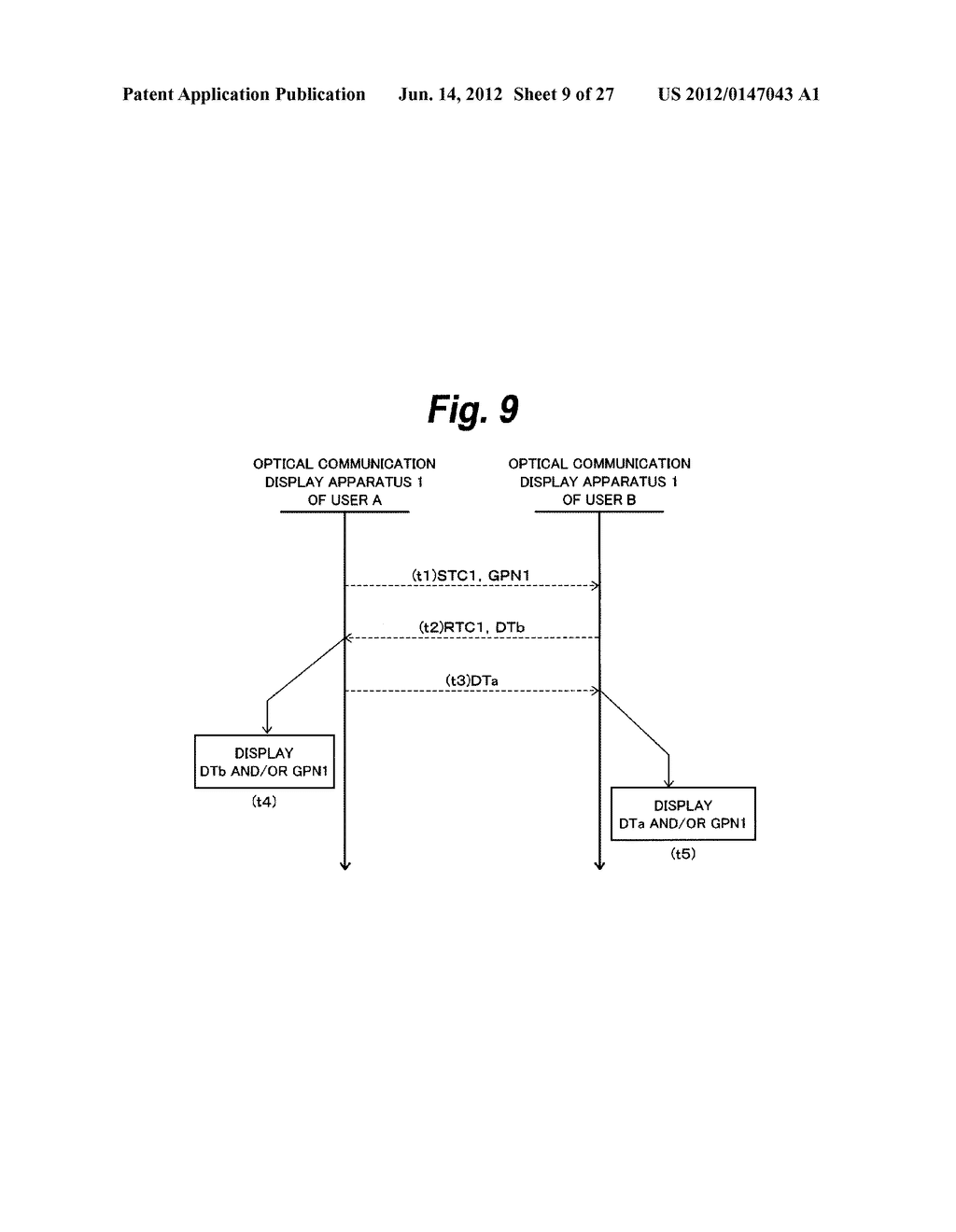 OPTICAL COMMUNICATION APPARATUS AND OPTICAL COMMUNICATION METHOD - diagram, schematic, and image 10