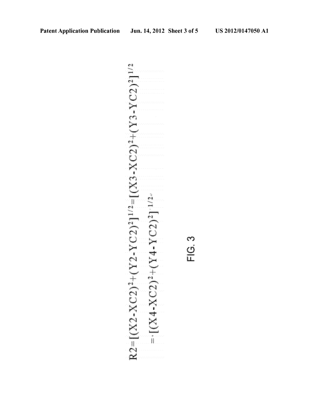 METHOD OF ENTERING A COMMAND FOR ZOOMING IMAGE SHOWN ON TOUCH SCREEN AND     TOUCH SCREEN DEVICE READING SUCH COMMAND - diagram, schematic, and image 04