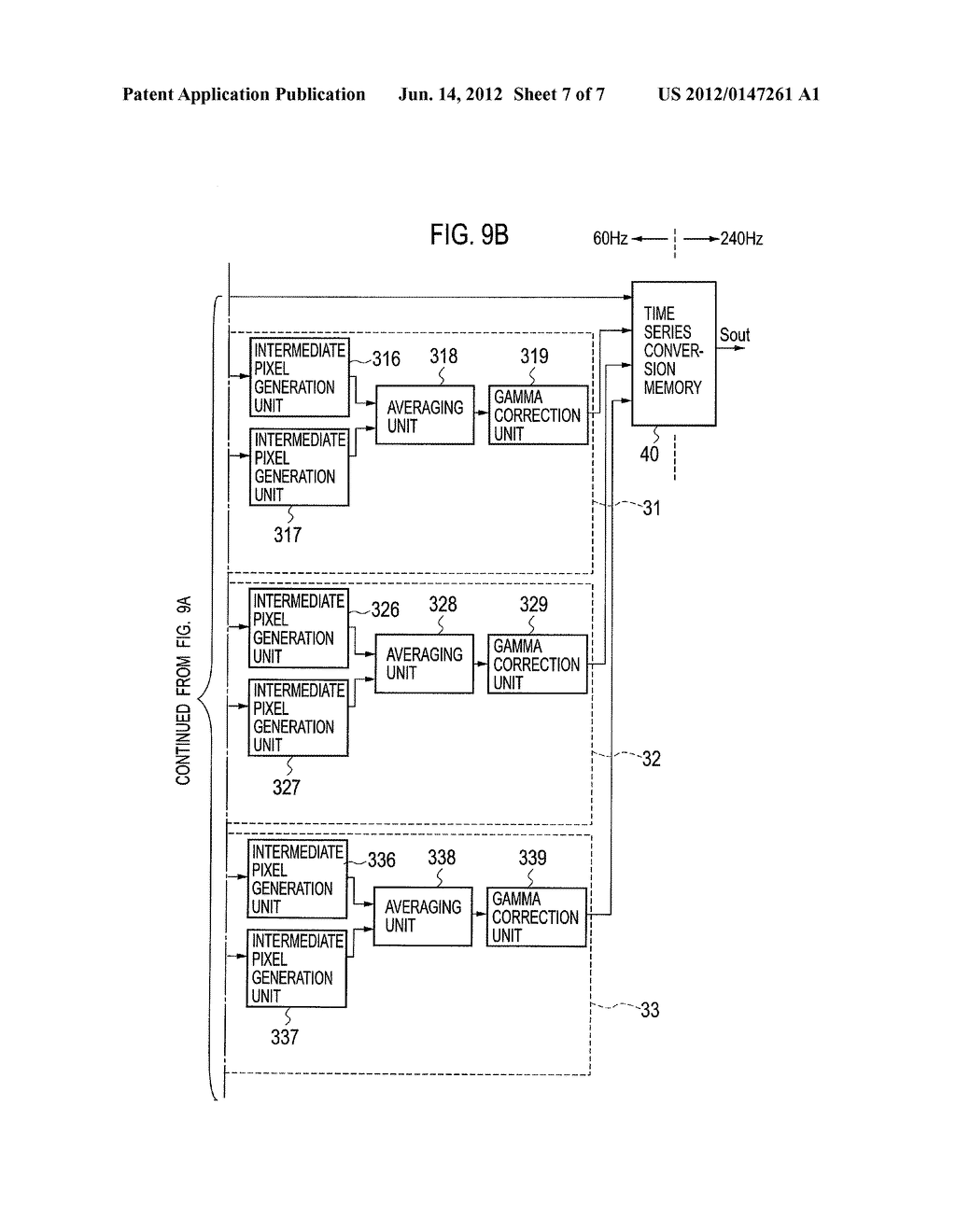 VIDEO SIGNAL PROCESSOR - diagram, schematic, and image 08