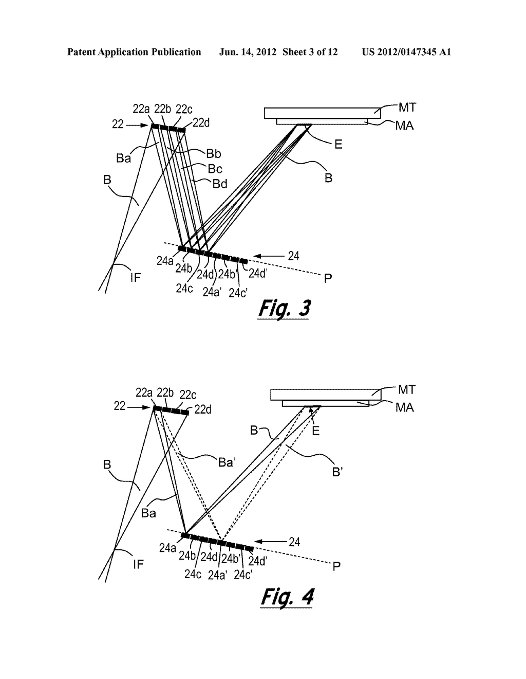 OPTICAL APPARATUS, AND METHOD OF ORIENTING A REFLECTIVE ELEMENT - diagram, schematic, and image 04