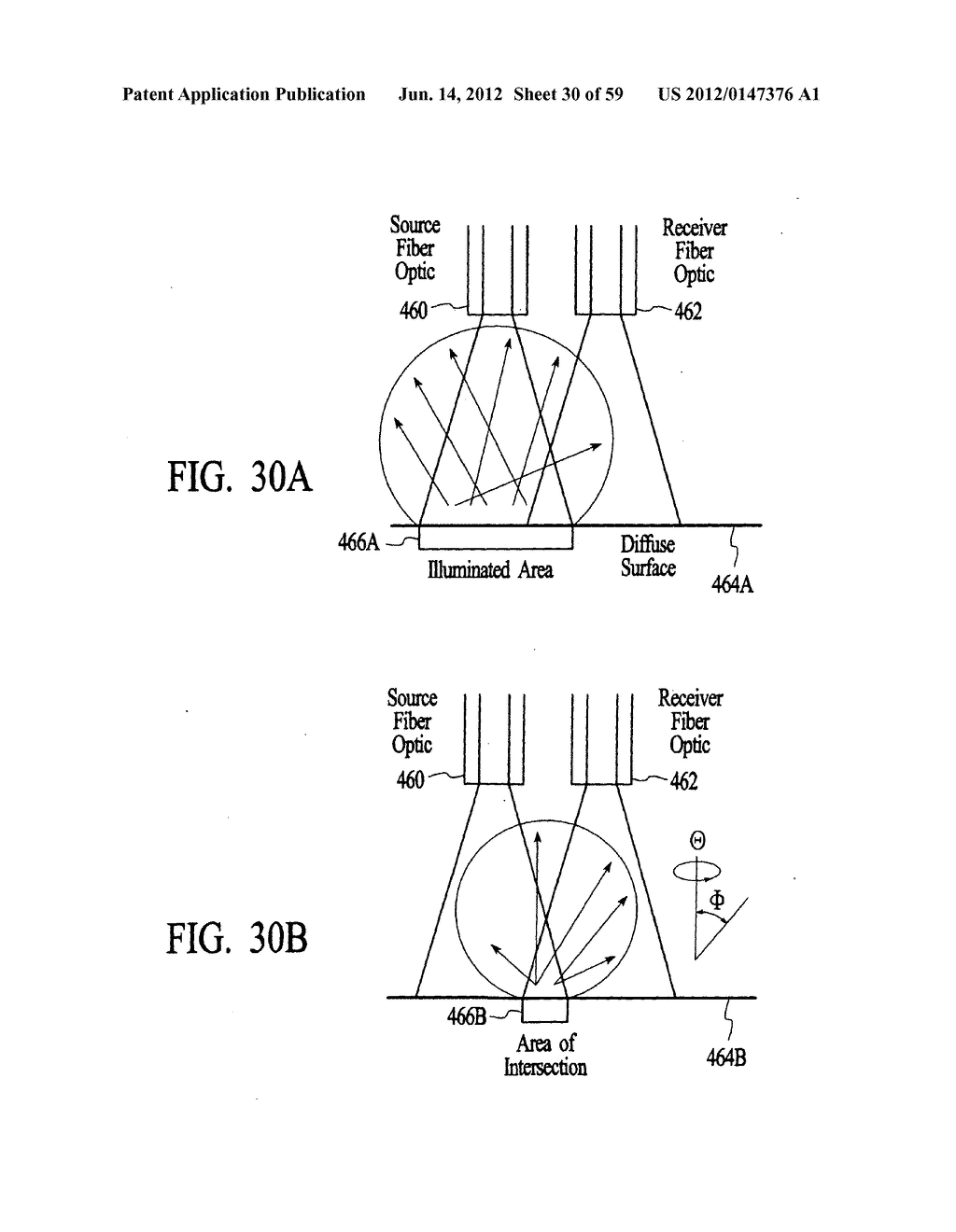 Apparatus and method for measuring optical characterstics of an object - diagram, schematic, and image 31