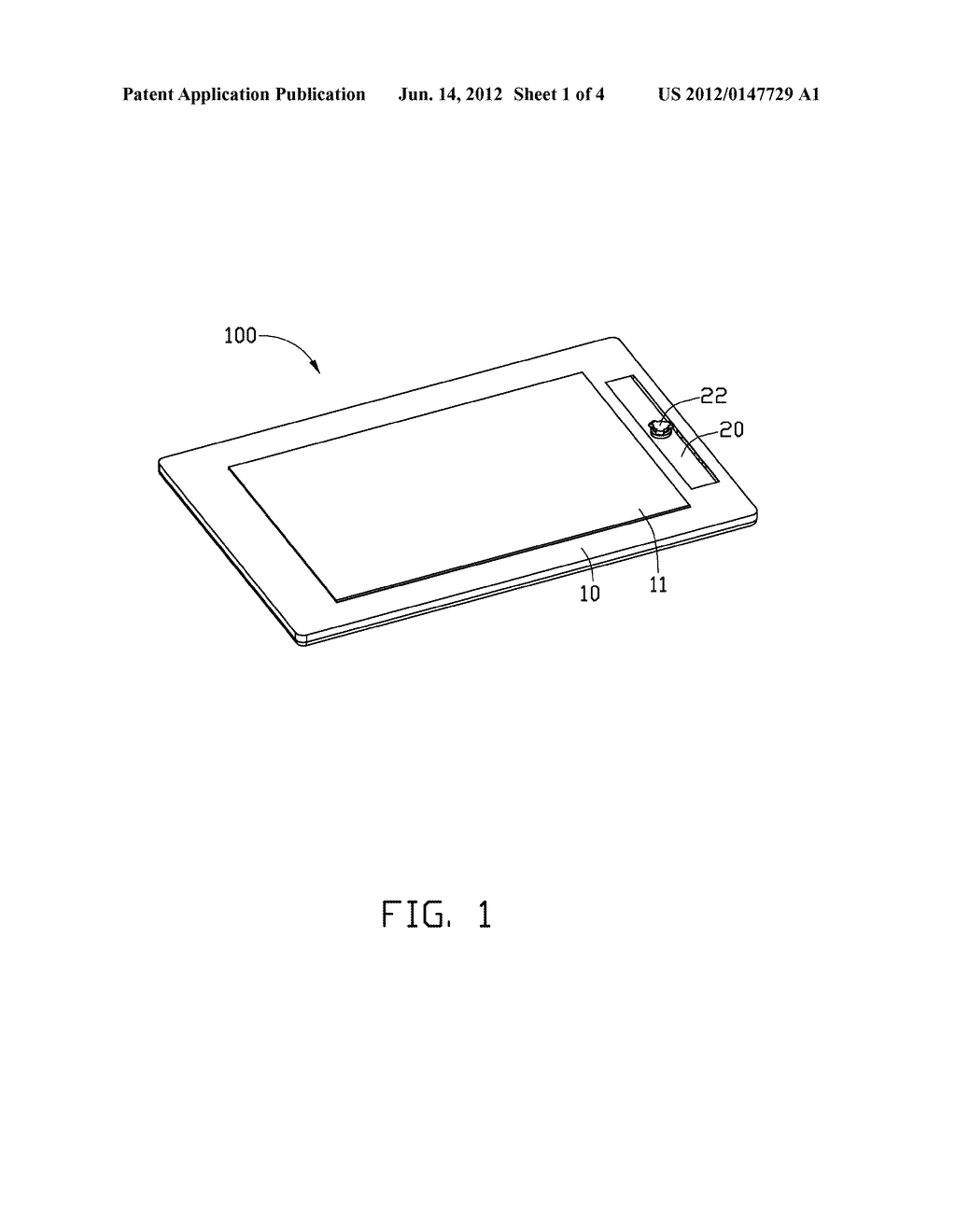 PORTABLE ELECTRONIC DEVICE WITH DISC DRIVE - diagram, schematic, and image 02