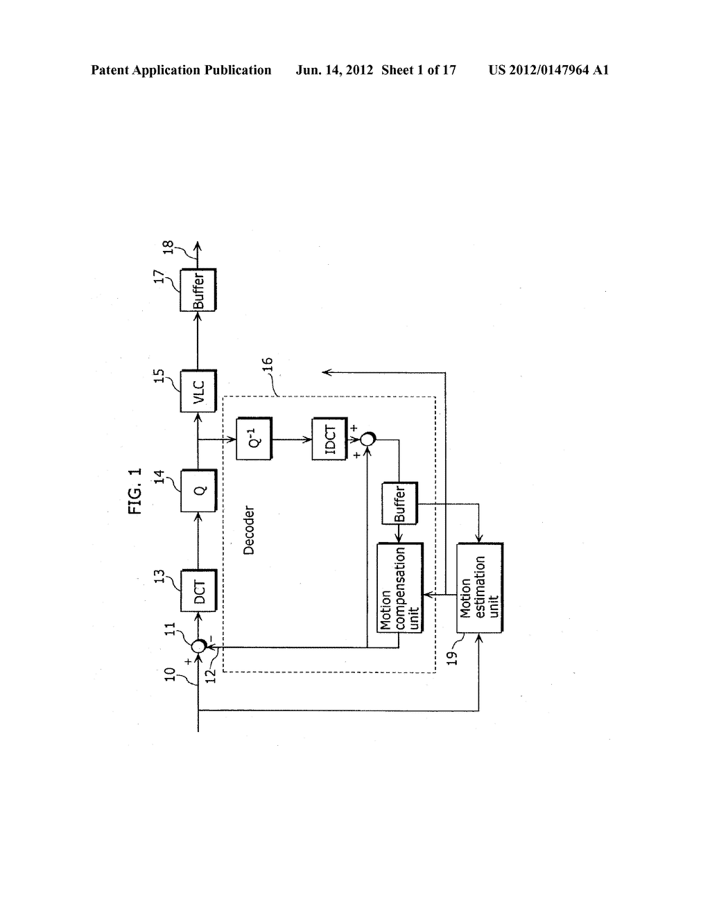 MOVING PICTURE CODING APPARATUS AND MOVING PICTURE DECODING APPARATUS - diagram, schematic, and image 02