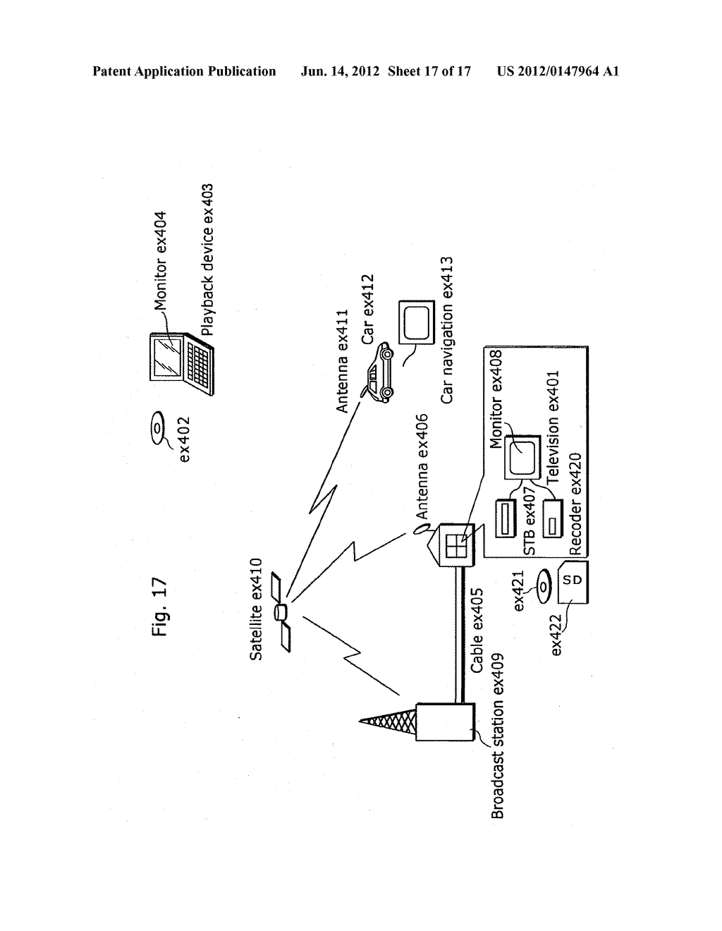 MOVING PICTURE CODING APPARATUS AND MOVING PICTURE DECODING APPARATUS - diagram, schematic, and image 18
