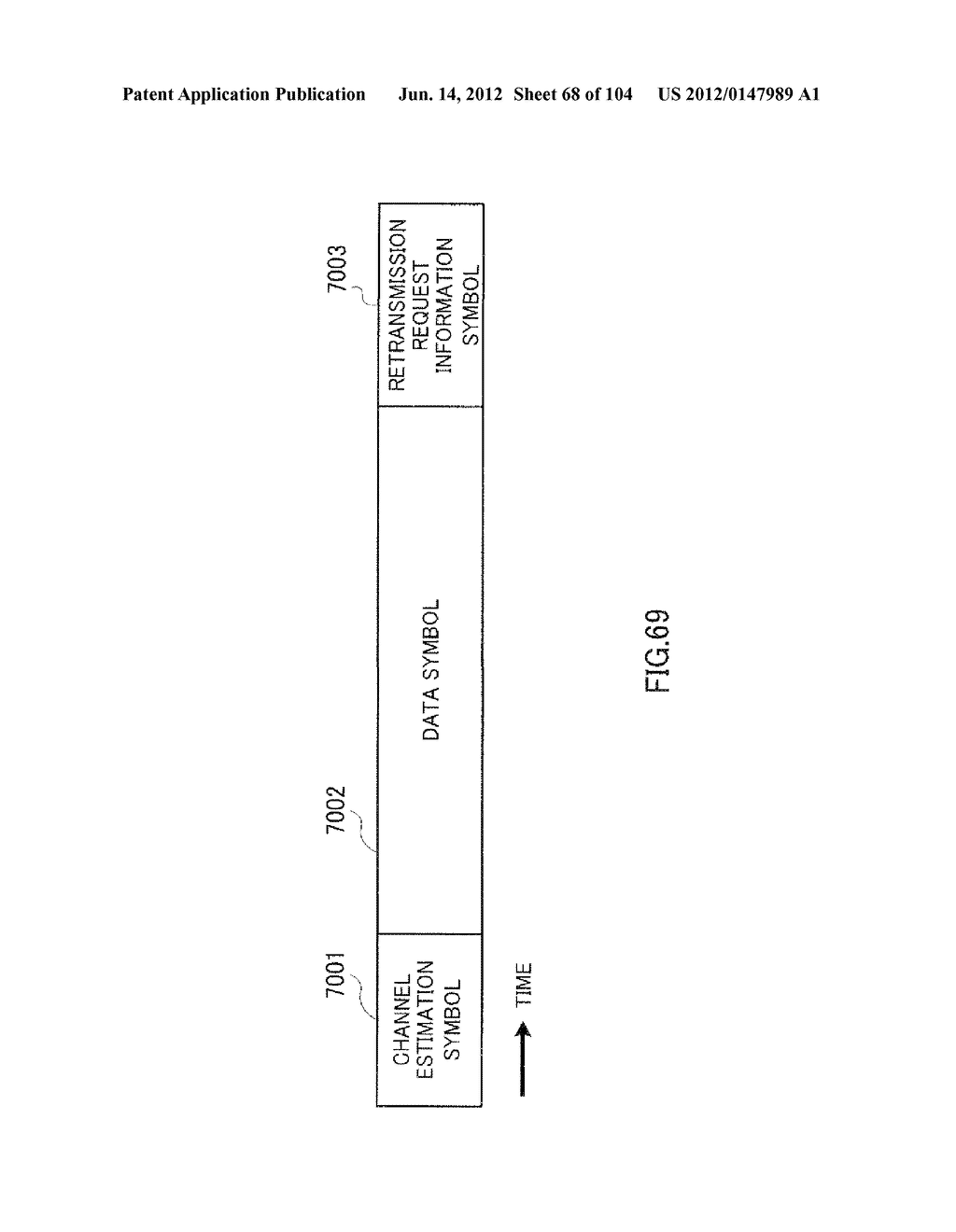 INTERLEAVER, INTERLEAVING METHOD, TRANSMISSION APPARATUS, AND TRANSMITTING     METHOD - diagram, schematic, and image 69
