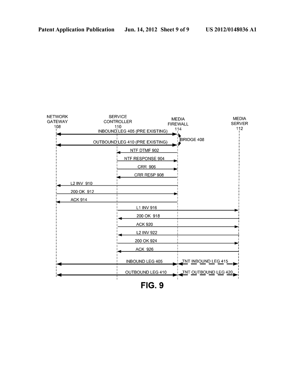 SYSTEMS AND METHODS FOR HANDLING CALLS ASSOCIATED WITH AN INTERACTIVE     VOICE RESPONSE APPLICATION - diagram, schematic, and image 10