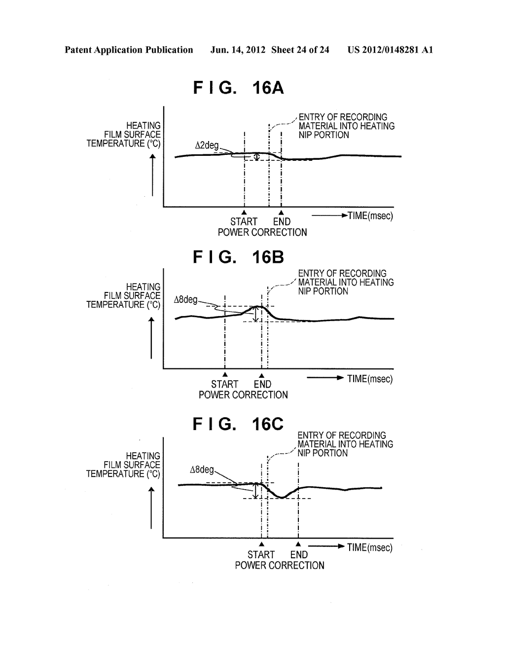 IMAGE FORMING APPARATUS HAVING FIXING UNIT FOR FIXING UNFIXED TONER IMAGE     FORMED ON RECORDING MATERIAL ONTO RECORDING MATERIAL BY HEAT - diagram, schematic, and image 25