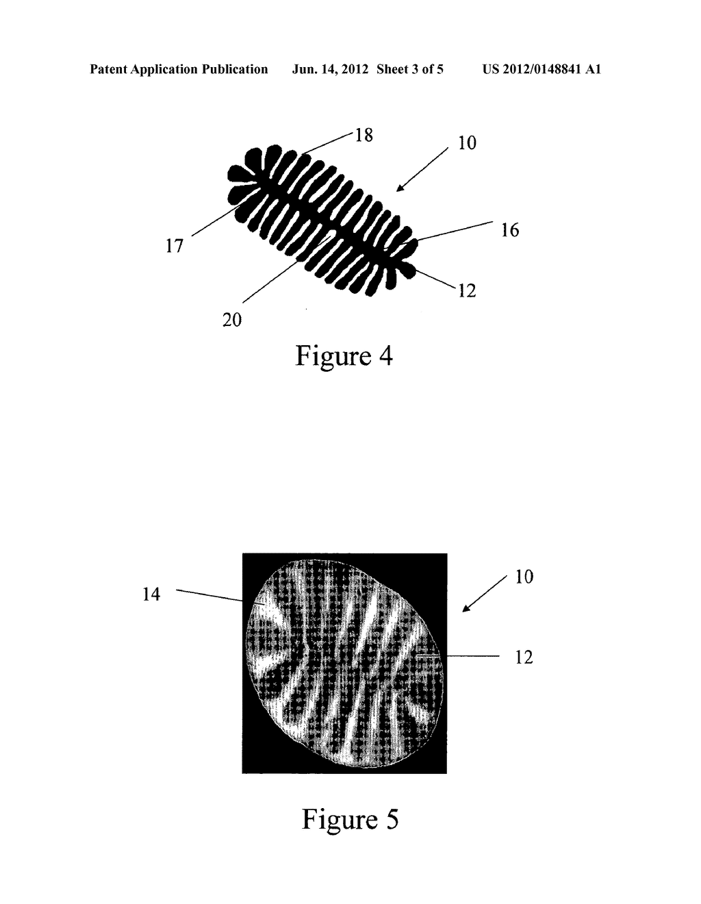 Method and Apparatus for Making an Improved High Surface Area Fiber - diagram, schematic, and image 04