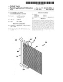 Electrode plate for an electromechanical battery diagram and image
