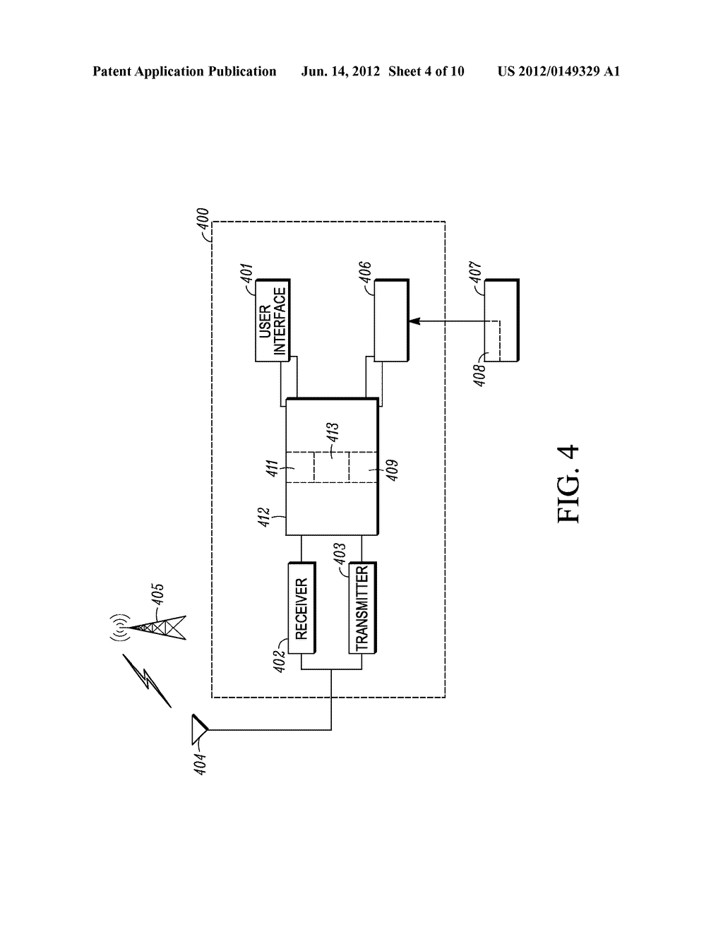 METHOD AND APPARATUS FOR PROVIDING A SUBSIDY-LOCK UNLOCK PROCEDURE - diagram, schematic, and image 05