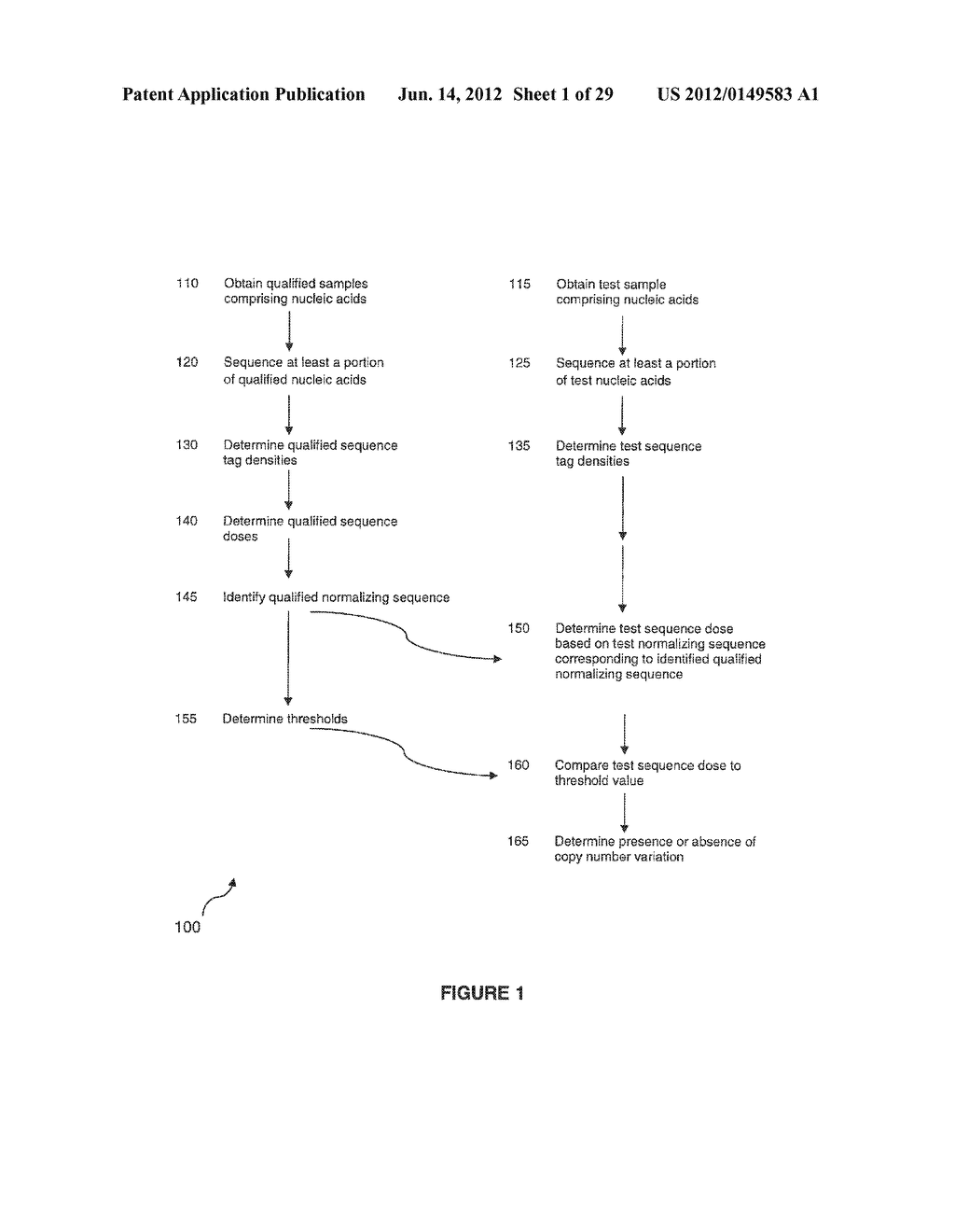 METHOD FOR DETERMINING COPY NUMBER VARIATIONS - diagram, schematic, and image 02