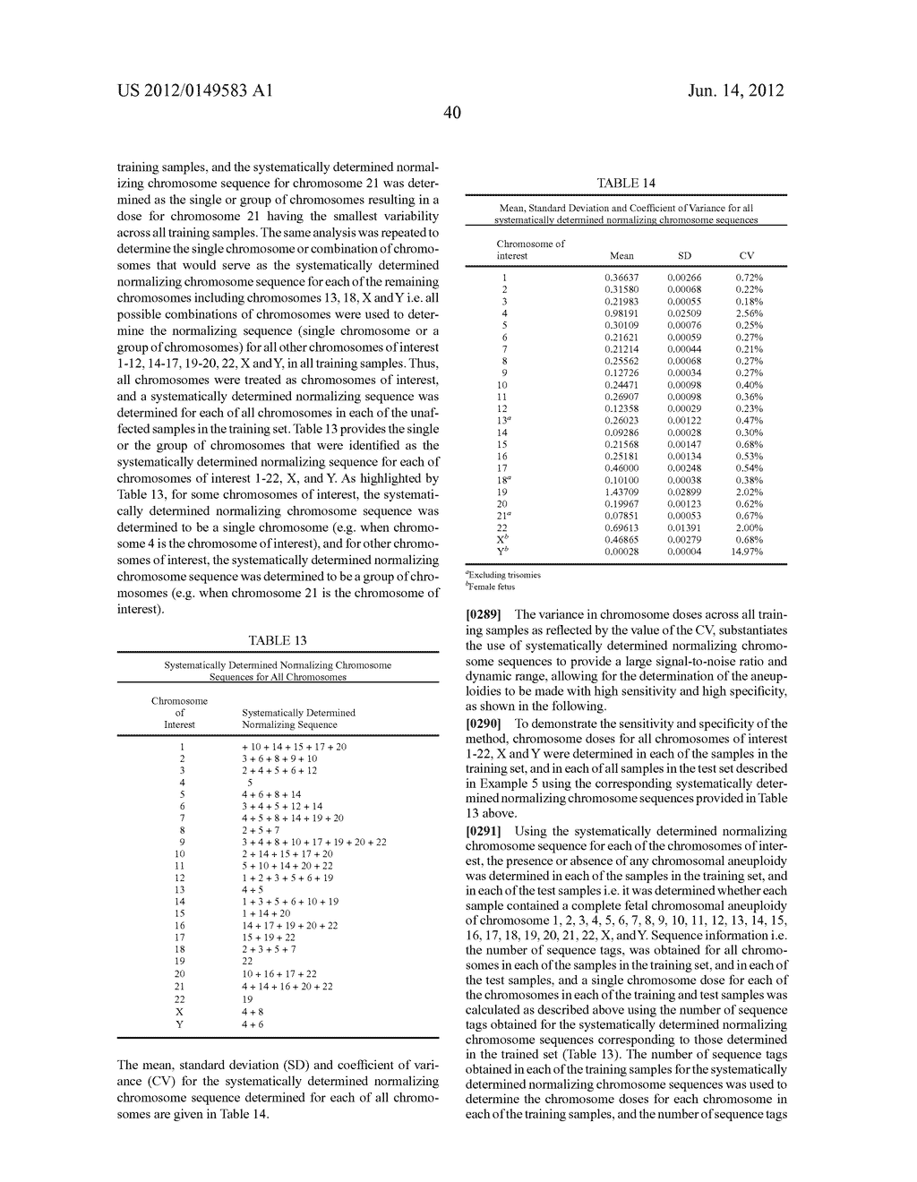METHOD FOR DETERMINING COPY NUMBER VARIATIONS - diagram, schematic, and image 70