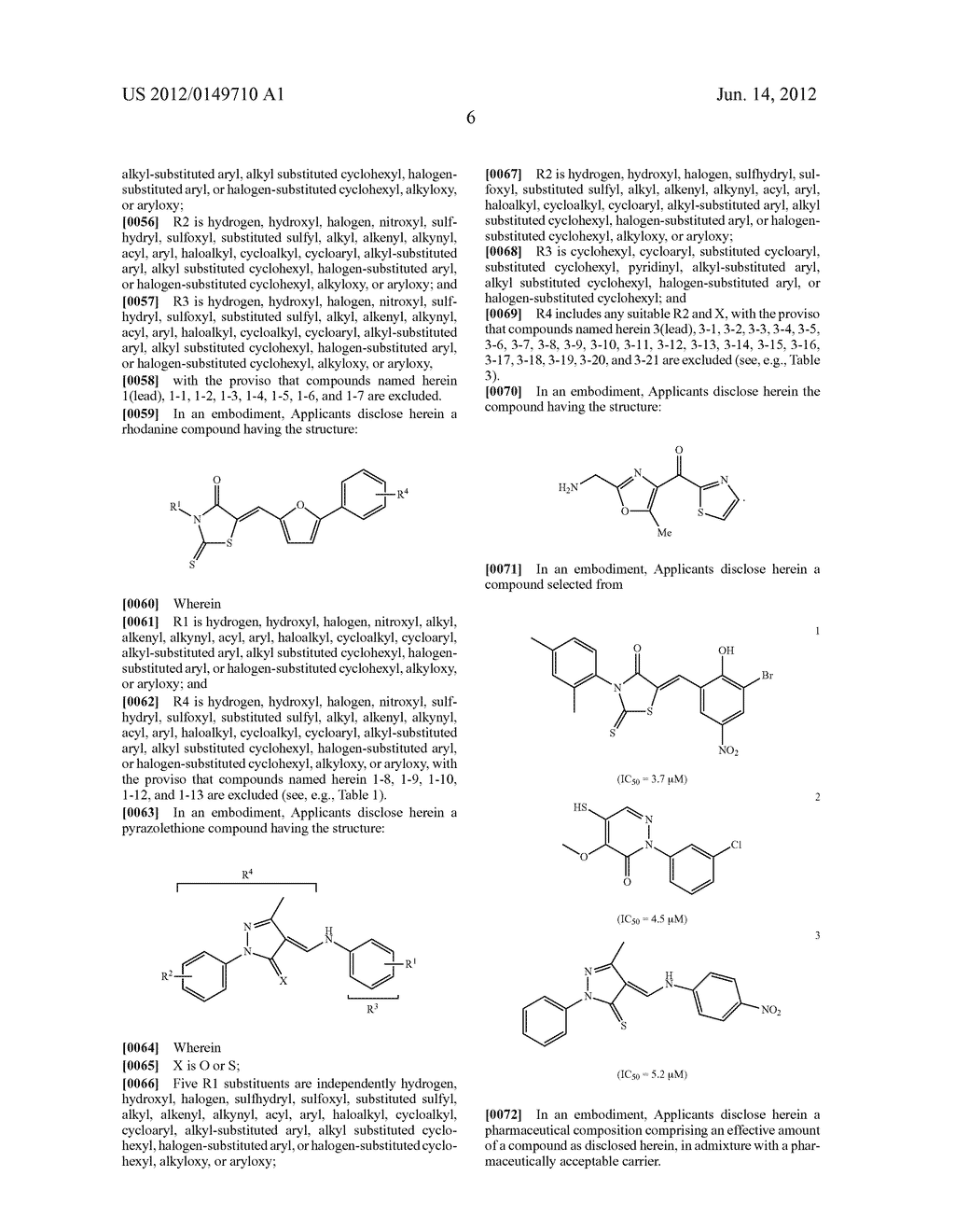 SORTASE A INHIBITORS - diagram, schematic, and image 19