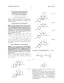 USE OF NOVEL COMPOUNDS FROM FRUITING BODY OF ANTRODIA CAMPHORATA FOR     TREATING AN INFLAMMATORY DISORDER diagram and image