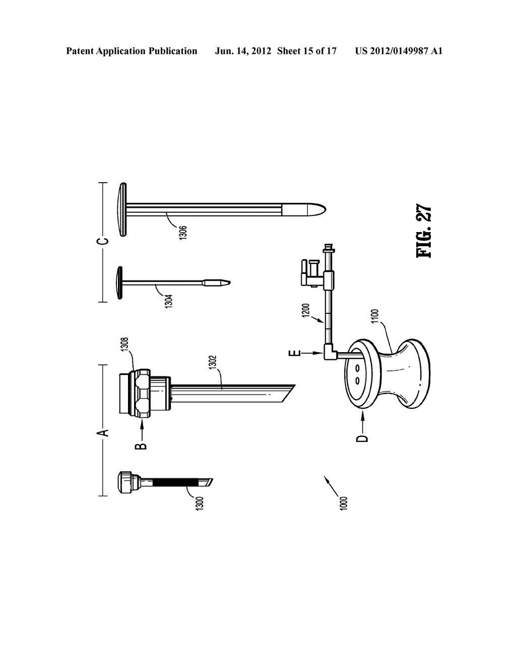 SEAL ANCHOR FOR USE IN SURGICAL PROCEDURES - diagram, schematic, and image 16