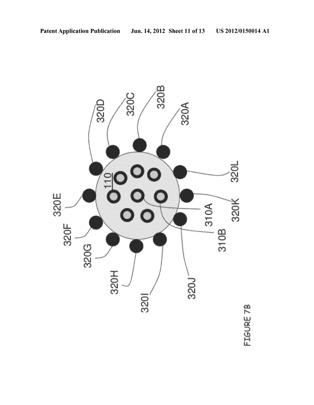 SYSTEM AND METHOD FOR NONINVASIVELY MONITORING CONDITIONS OF A SUBJECT - diagram, schematic, and image 12