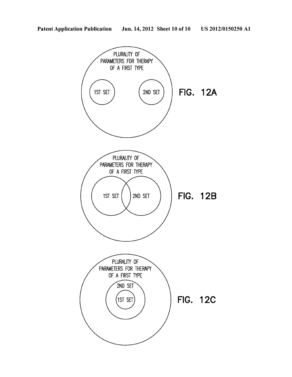 SYSTEM AND METHOD TO DELIVER THERAPY IN PRESENCE OF ANOTHER THERAPY - diagram, schematic, and image 11
