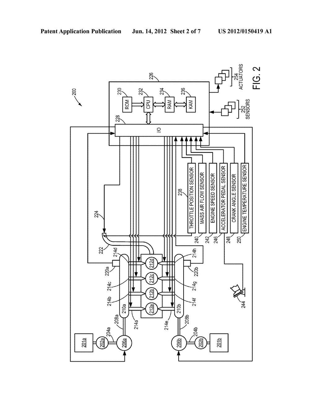 fuel injector diagnostic for dual fuel engine - diagram, schematic, and  image 03